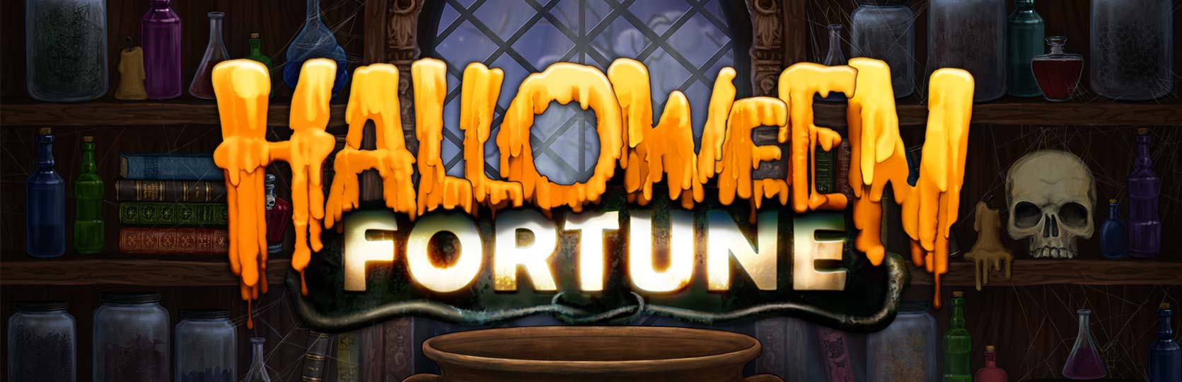 Oddsking Casino Banners Halloween Fortune