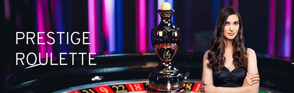 OddsKing Live Casino Prestige Roulette