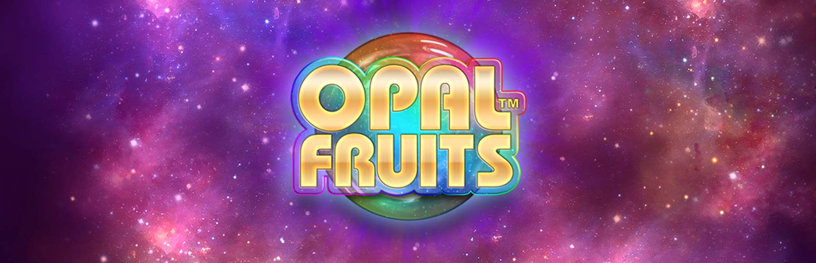 Opal Fruits Games Banner