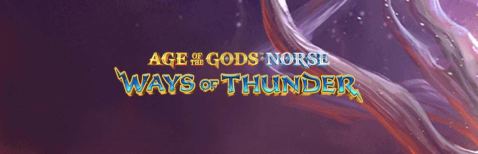 Age of Gods Norse Ways of Thunder