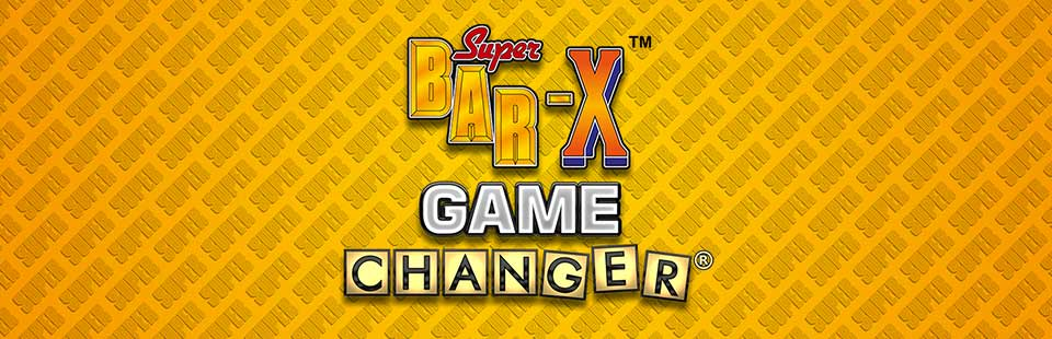 Super Bar x Game changer
