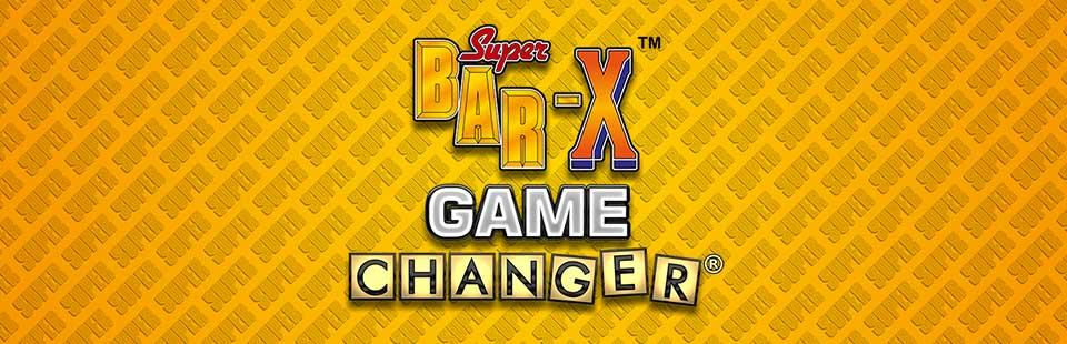 Super Bar x Game changer